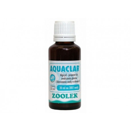 ZOOLEK AQUACLAR 30ML
