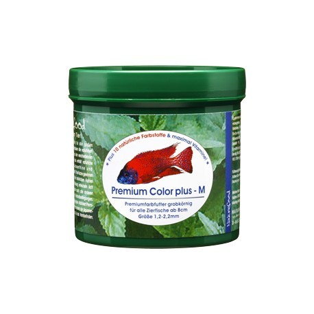 Naturefood premium color plus M 100g