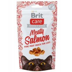 Brit Care Cat Snack Meaty salmon 50g