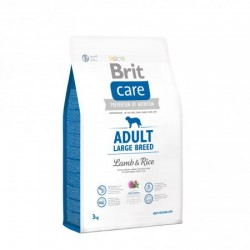 BRIBRIT CARE Adult Large Breed Lamb & Rice 3kg