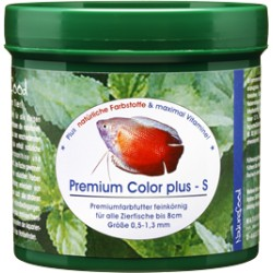 NATUREFOOD PREMIUM COLOR PLUS S 25 g