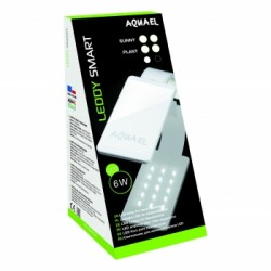 Aquael Leddy Smart 2 Plant 6W czarna