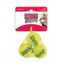 KONG Squeakair Ball Small 3szt.