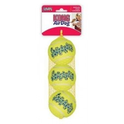 KONG Squeakair Ball Medium 3szt.