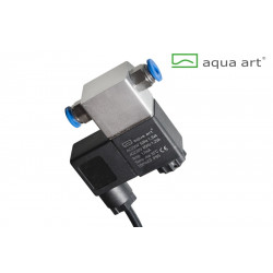 Aqua Art Elektrozawór co2 230V AC