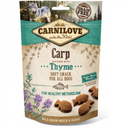 CARNILOVE Dog Snack Crunchy Salmon And Blueberries 200g