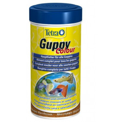 Tetra guppy color 100ml