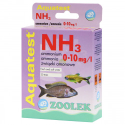 Zoolek aquatest NH3