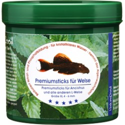 NATUREFOOD PREMIUM STICKS WELSE XL 60 g